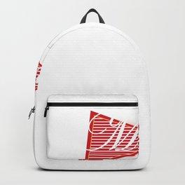 Mason Bricklayer King of Trades Backpack