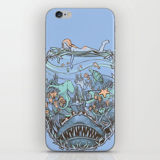 What Lurks Beneath iPhone & iPod Skin