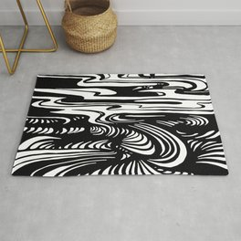 State Of The Climate Landscape Rug