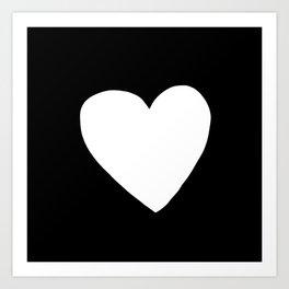 Big Heart Kunstdrucke