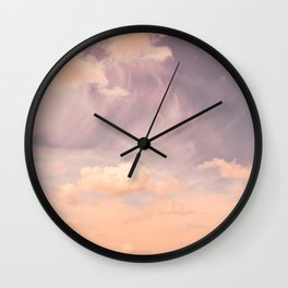 Summer on the Hill  Wall Clock