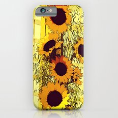 Sunflowers Slim Case iPhone 6s