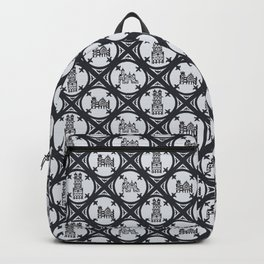 Window to the Past Backpack
