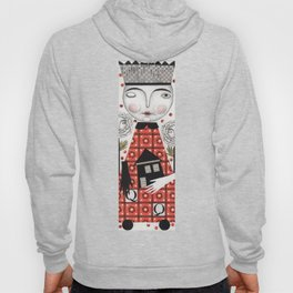 The White Queen Hoody