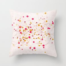 Seasons MMXIV - Summer Throw Pillow
