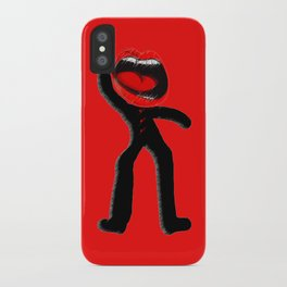 Disco iPhone Case