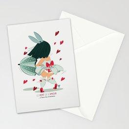 LE VENT DE L'AMOUR Stationery Cards