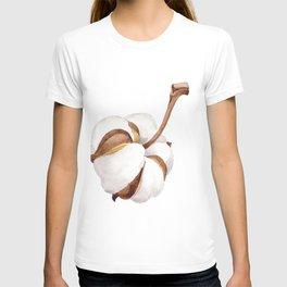 Cotton Flower 01 T-shirt