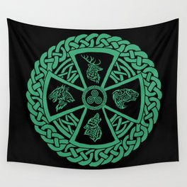 Celtic Nature Wall Tapestry