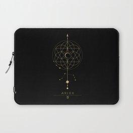 Aries Zodiac Constellation Laptop Sleeve