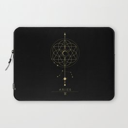 Aries Zodiac Constellation Laptop Sleeve