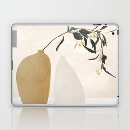 Couple Of Vases Laptop & iPad Skin