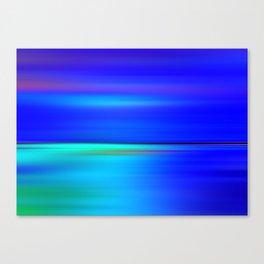 Night light abstract Canvas Print