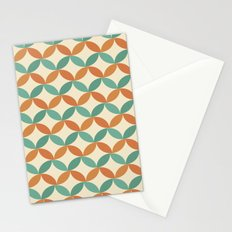 Midcentury Pattern 01 Stationery Cards