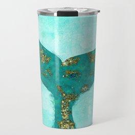 A Mermaid Tail I Travel Mug