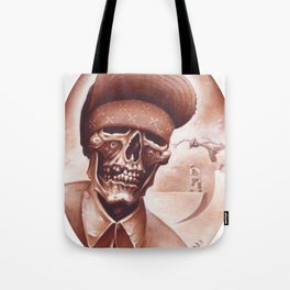 skate and destroyed Tote Bag
