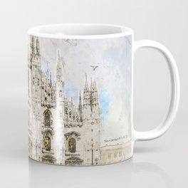 Milan Cathedral, Italy Coffee Mug