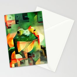 Ree Deep Rock Stationery Cards