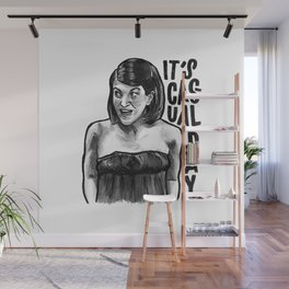 Meredith | Office Wall Mural