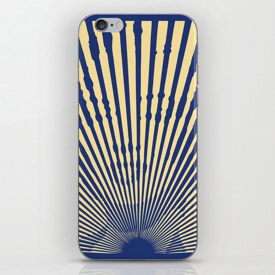 Marylin Sunset iPhone & iPod Skin