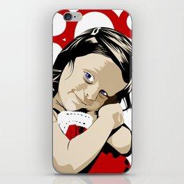 Roslyn iPhone Skin
