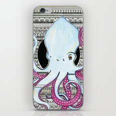 Octopusss iPhone Skin