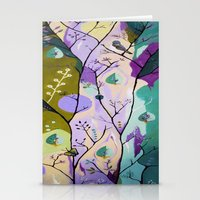 paradise Stationery Cards featuring Paradise by Sartoris ART