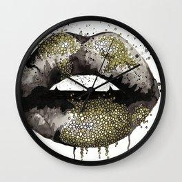 Incandescent Explosion Wall Clock
