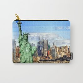 City of New York - Statue of Liberty Carry-All Pouch