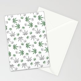 Weed Illustrated Stationery Cards