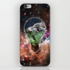 Creation iPhone Skin