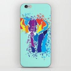 Loxodonta iPhone & iPod Skin