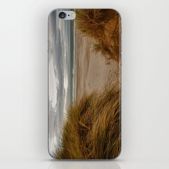 Bamburgh Beach iPhone Skin