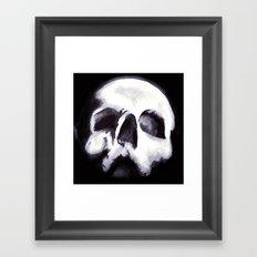 Bones II Framed Art Print