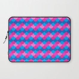 Mermaid Tail Pattern Fantasy Lover Sea Summer  Laptop Sleeve