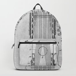 Stringed musical instrument Backpack