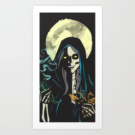 H218 Art Print