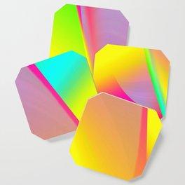 Rainbow series I Coaster