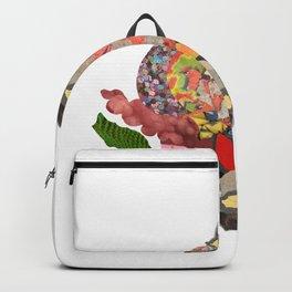 Swiveling Head // Soft Metal Drag Backpack