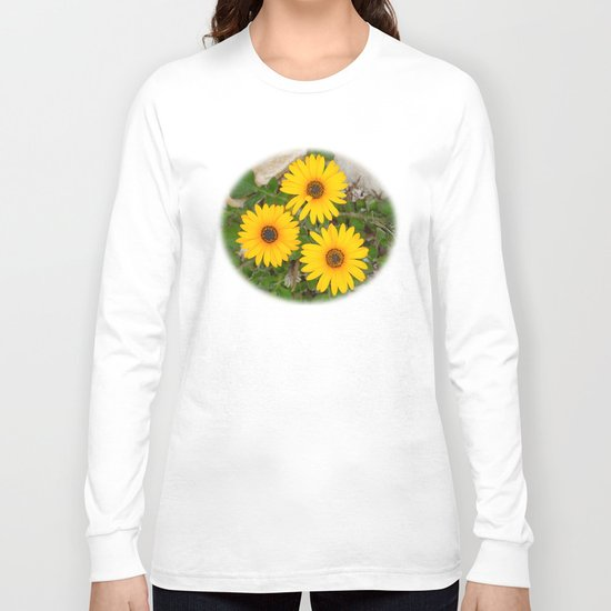 Three for You Long Sleeve T-shirt
