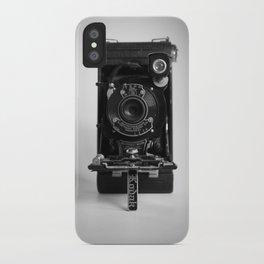 Antique Kodak Camera iPhone Case