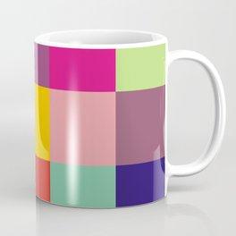 Color block no.1 Coffee Mug