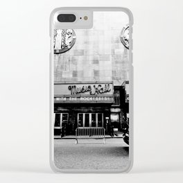 NYC Radio City Music Hall Clear iPhone Case