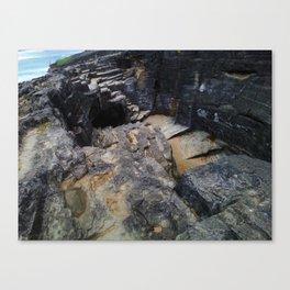 "Indian Cave @ Arecibo ""Cueva del Indio"" Canvas Print"