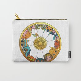 Baby Zodiac Carry-All Pouch