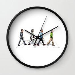 Stanley Road Wall Clock