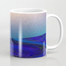 Sapphire and Steel Impressions Coffee Mug