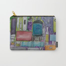 Ecig Tetris Carry-All Pouch
