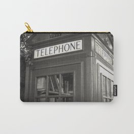 Hello London - series - take II Carry-All Pouch