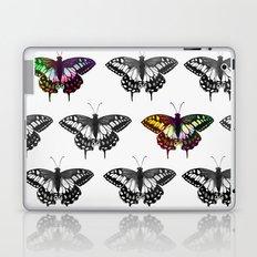 Butterflies 2 Laptop & iPad Skin
